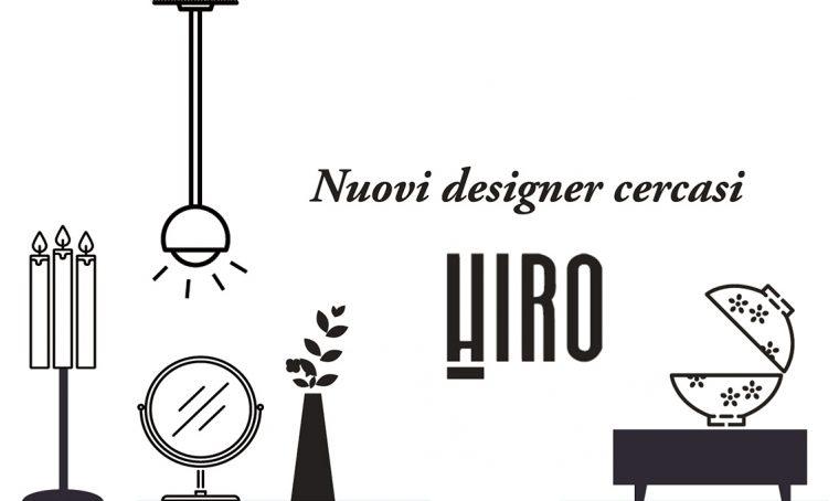 Nuovi designer cercasi: progetta e realizza un oggetto d'arredo con CasaFacile e Hiro