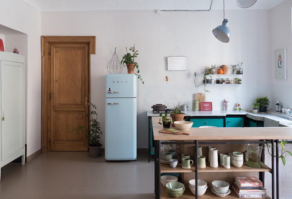 Arredare la cucina in stile minimale