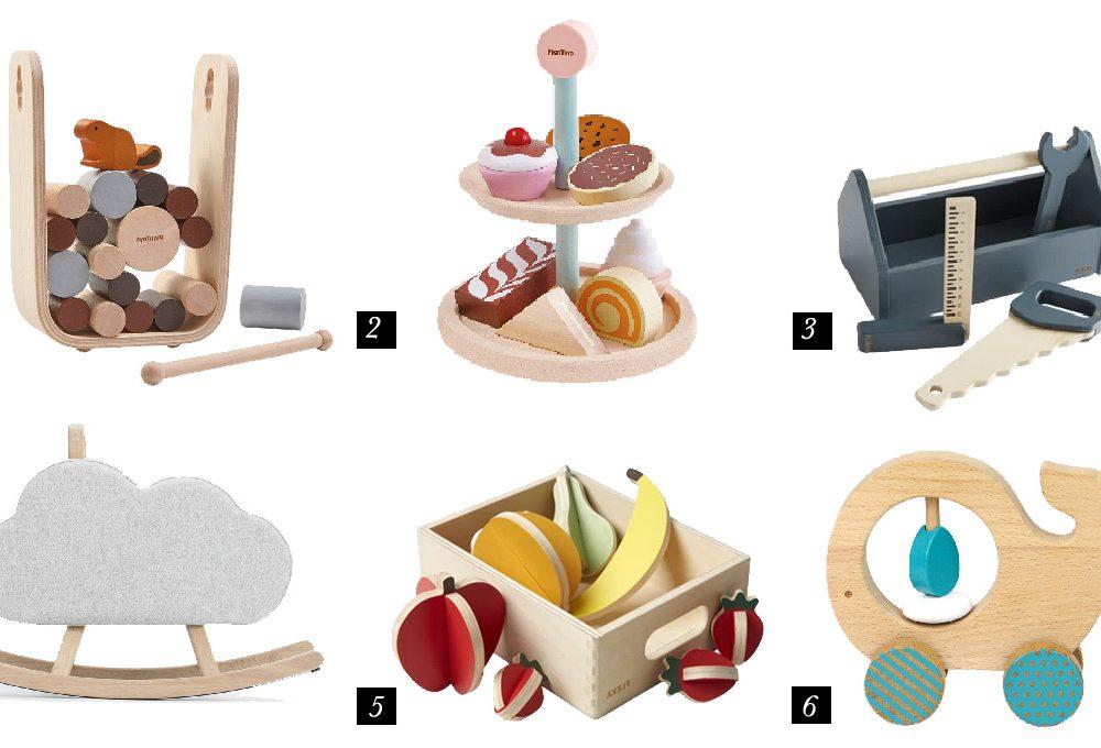 Design: i giochi in legno