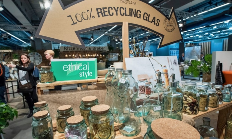 Proposte ecosostenibili dalla Fiera Ambiente di Francoforte