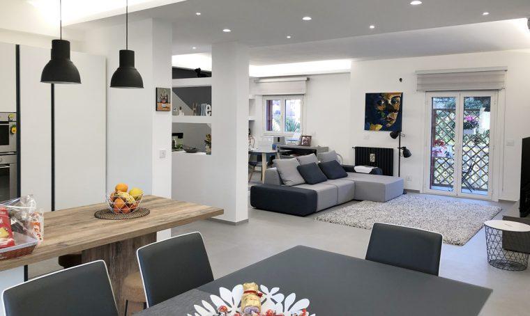 arredare casa moderna
