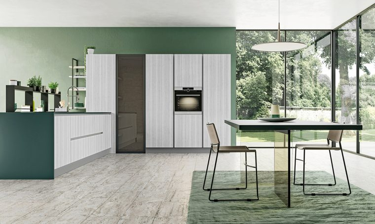 I materiali green in cucina