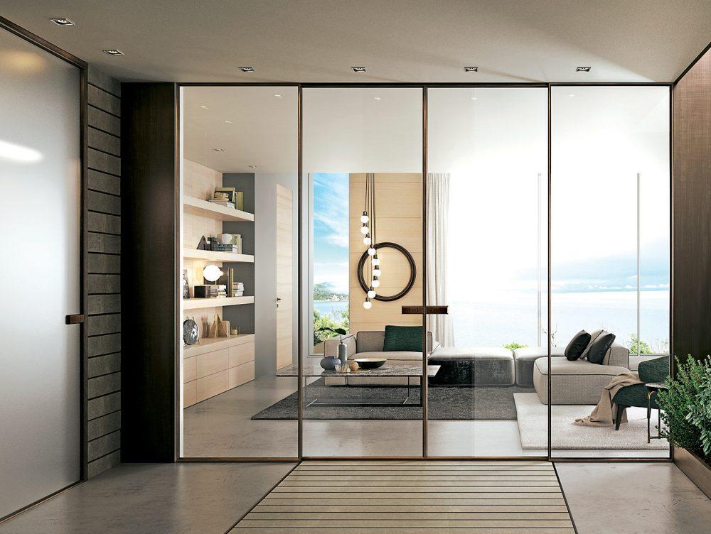 Migliora la luminosità delle stanze