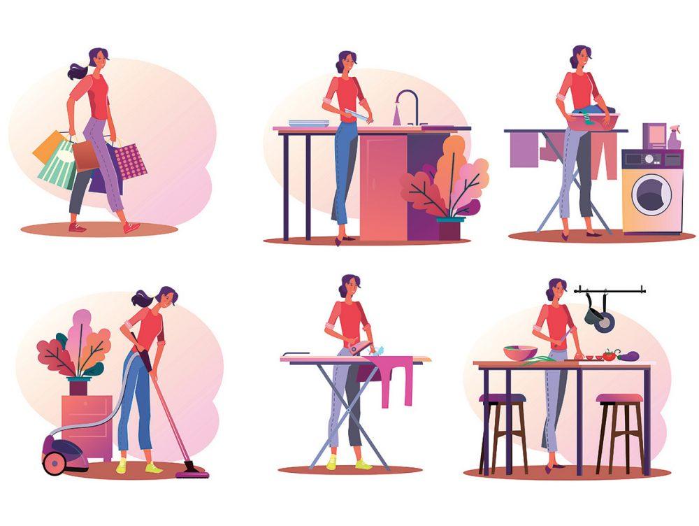 Vapore: un alleato per stirare, cuocere, pulire e lavare i panni