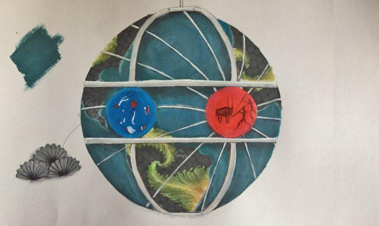WePlanet: il globo di Tescoma dedicato all'alimentazione sostenibile