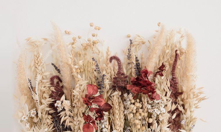 3 consigli per pulire i fiori secchi