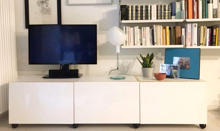 Stile New déco: personalizza un mobile Bestå di Ikea