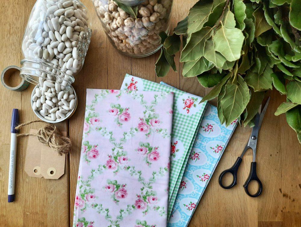 Come conservare i legumi nei sacchetti di stoffa