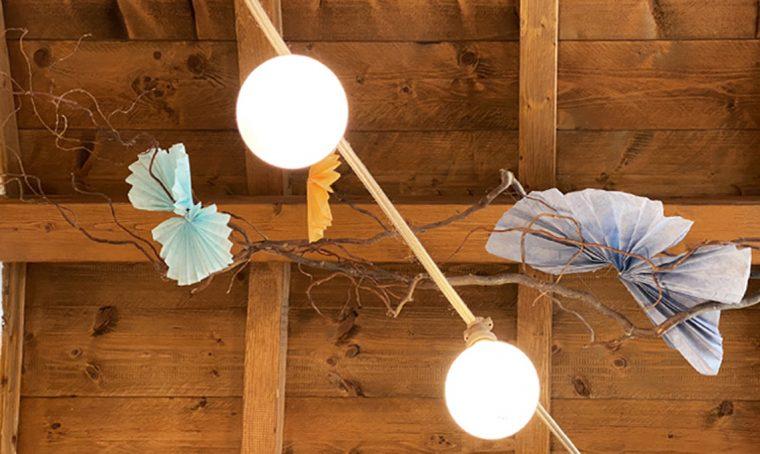 Soluzioni per un'illuminazione festosa negli interni