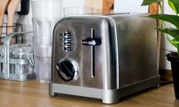 I tostapane che puoi lasciare a vista in cucina