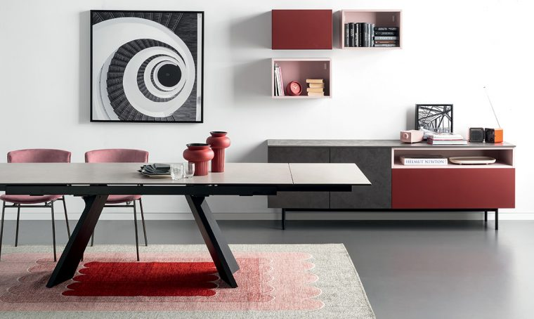 Calligaris rende i tuoi arredi tailor made