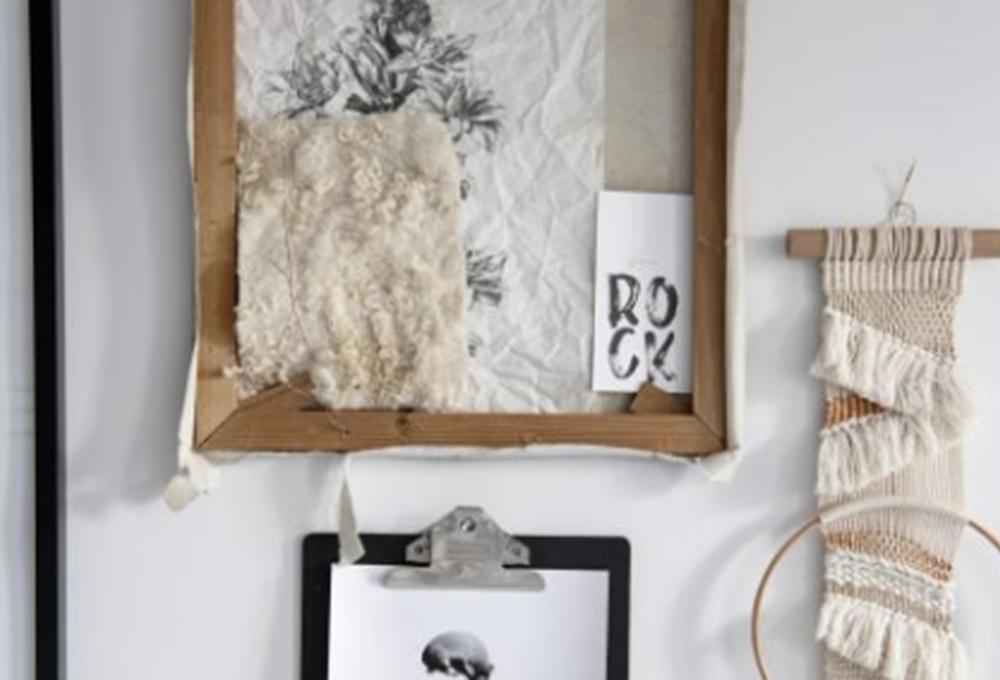 Come trasformare vecchie cornici in elementi decorativi