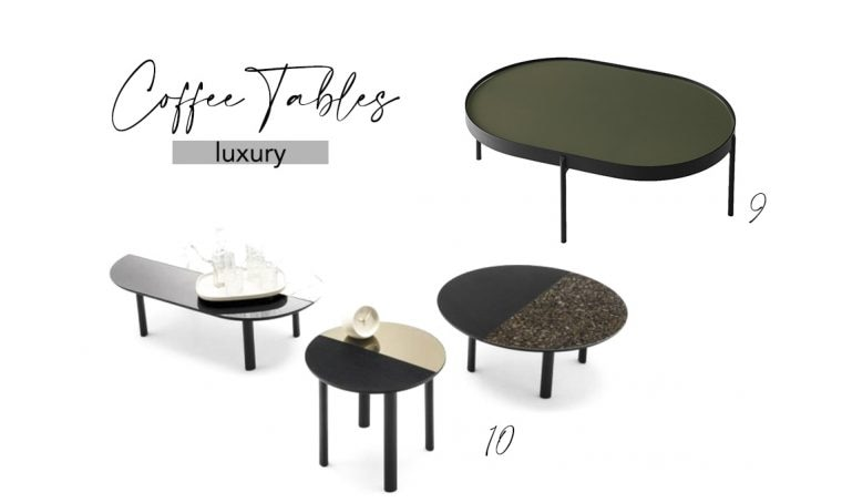 Coffee table per tutte le tasche
