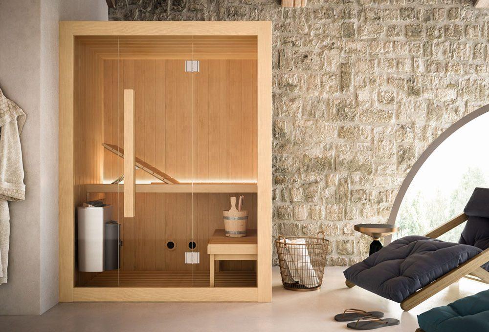 Hammam e sauna a casa tua: benessere e relax come alla spa