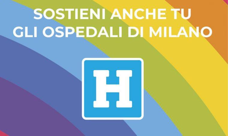 Sostieni anche tu gli Ospedali di Milano