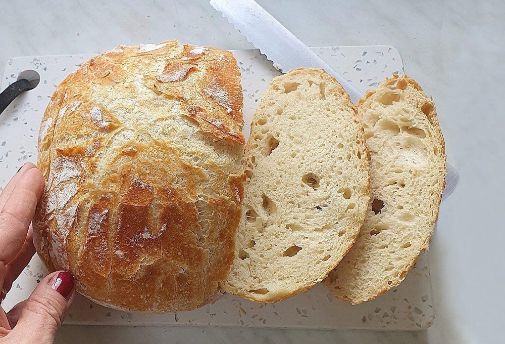 Come preparare il pane in pentola