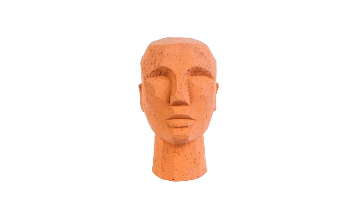 scultura terracotta