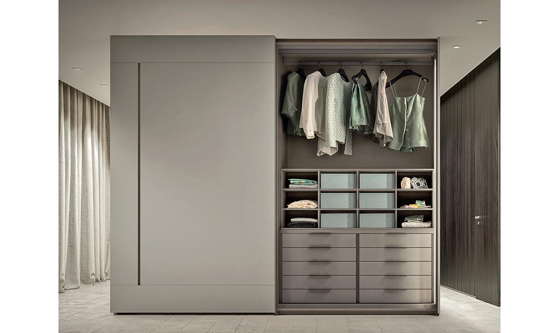 Come scegliere le ante dell'armadio - CasaFacile