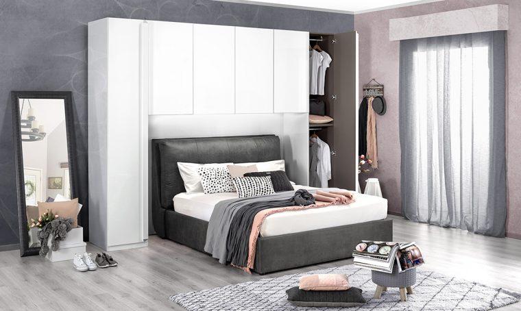 Come scegliere l'armadio per la camera da letto
