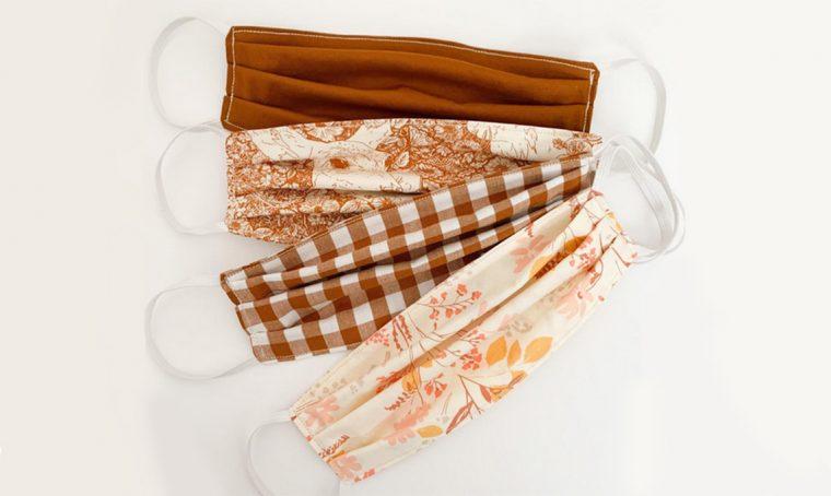 Mascherine lavabili made in Italy: scopri colori e fantasie!