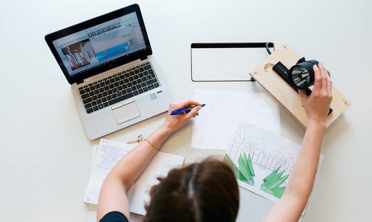 Distanti ma connessi: attivi servizi di consulenza e progettazione online