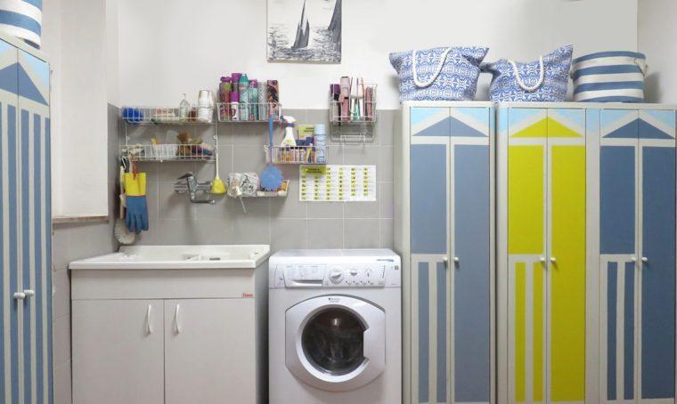 Il restyling della lavanderia