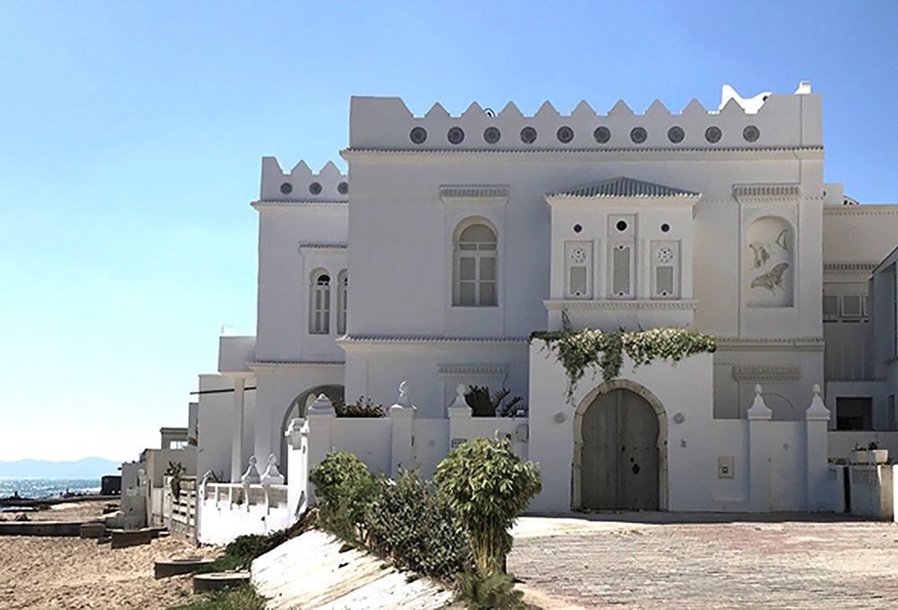 Recupero di una dimora Beylicale sulla costa tunisina