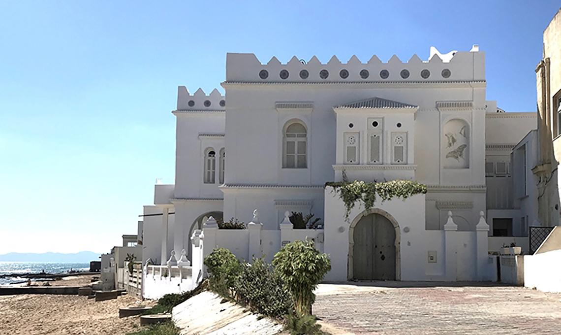 dimora Beylicale sulla costa tunisina