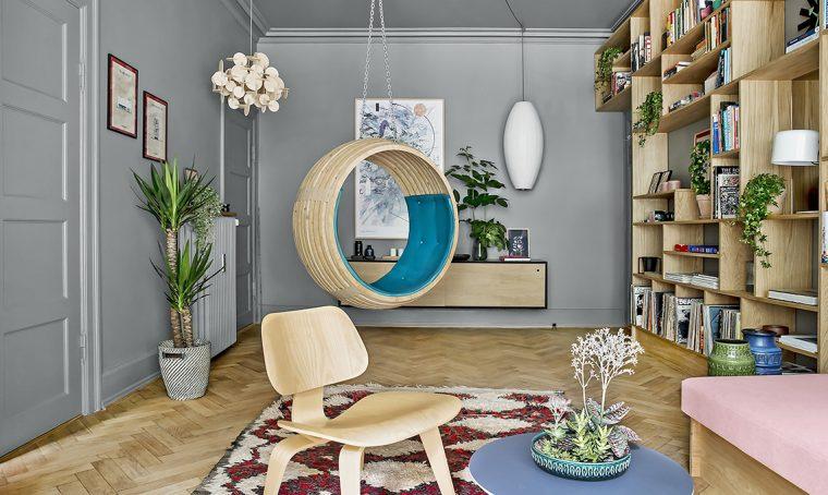 Arredi tailor made e di design per la casa danese a prova di famiglia
