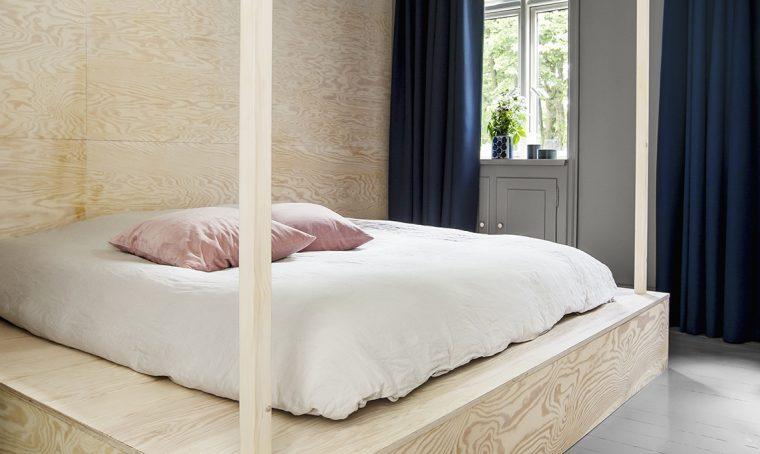 Come realizzare un letto a baldacchino