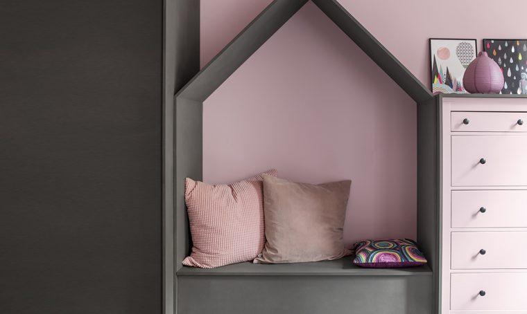 Come realizzare il divanetto a forma di casetta