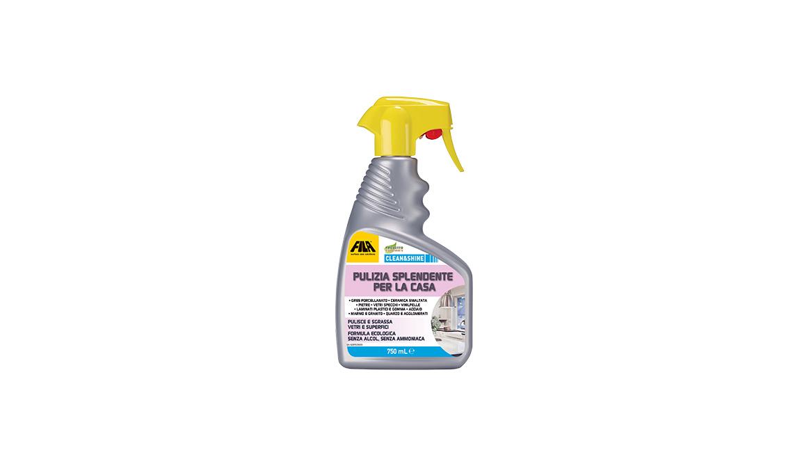 pulire e igienizzare