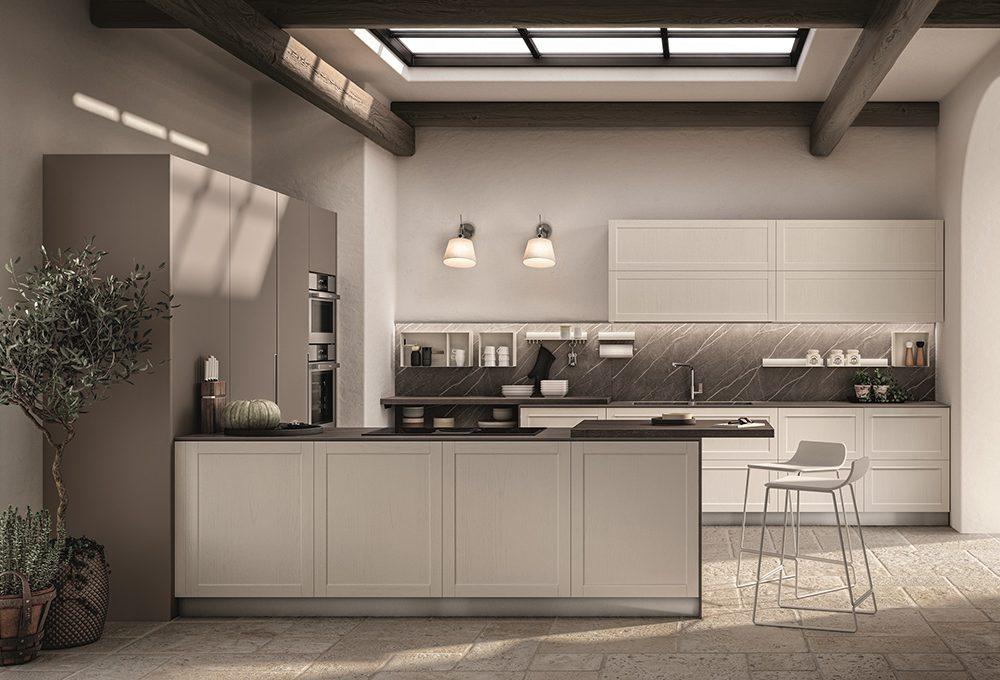 Progetta la tua nuova cucina con Scavolini