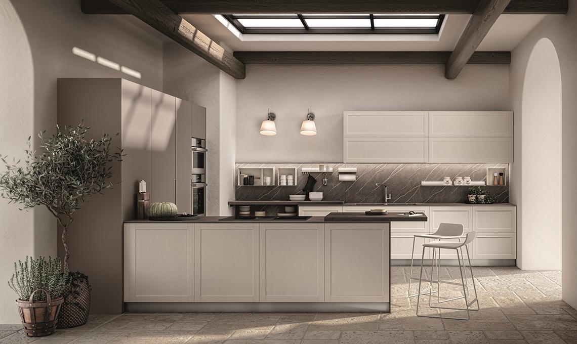 Progetta La Tua Nuova Cucina Con Scavolini Casafacile