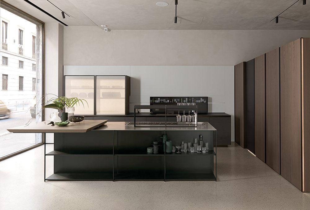 Progetta la tua nuova cucina con Euromobil