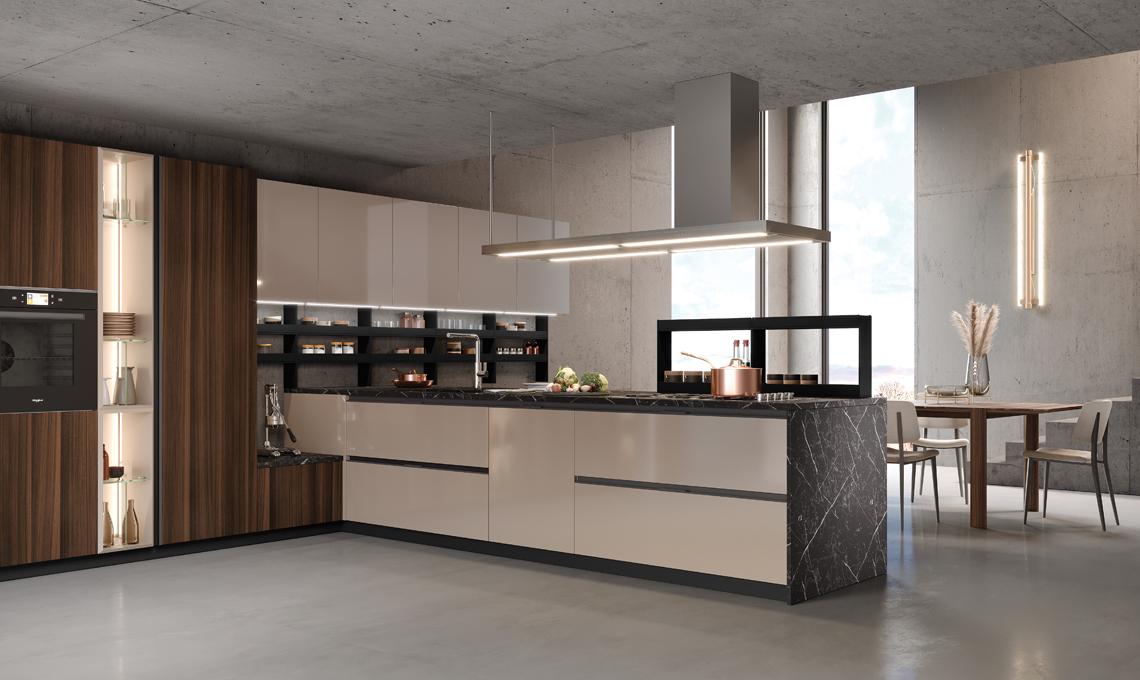 Progetta La Tua Nuova Cucina Con Febal Casa Casafacile