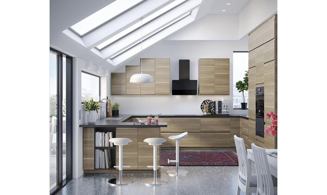 Progetta La Tua Nuova Cucina Con Ikea Casafacile