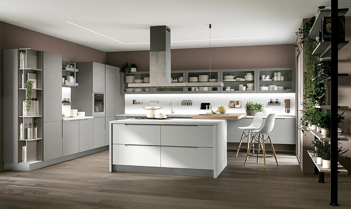 Progetta La Tua Nuova Cucina Con Lube Casafacile