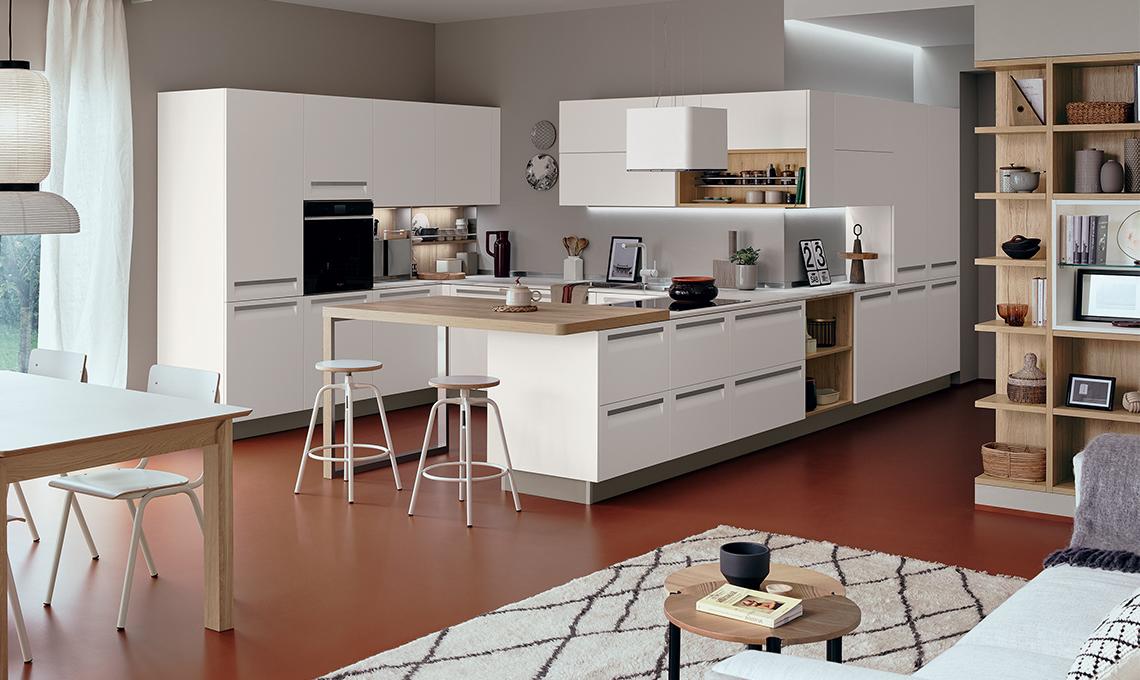 Progetta La Tua Nuova Cucina Con Veneta Cucine Casafacile