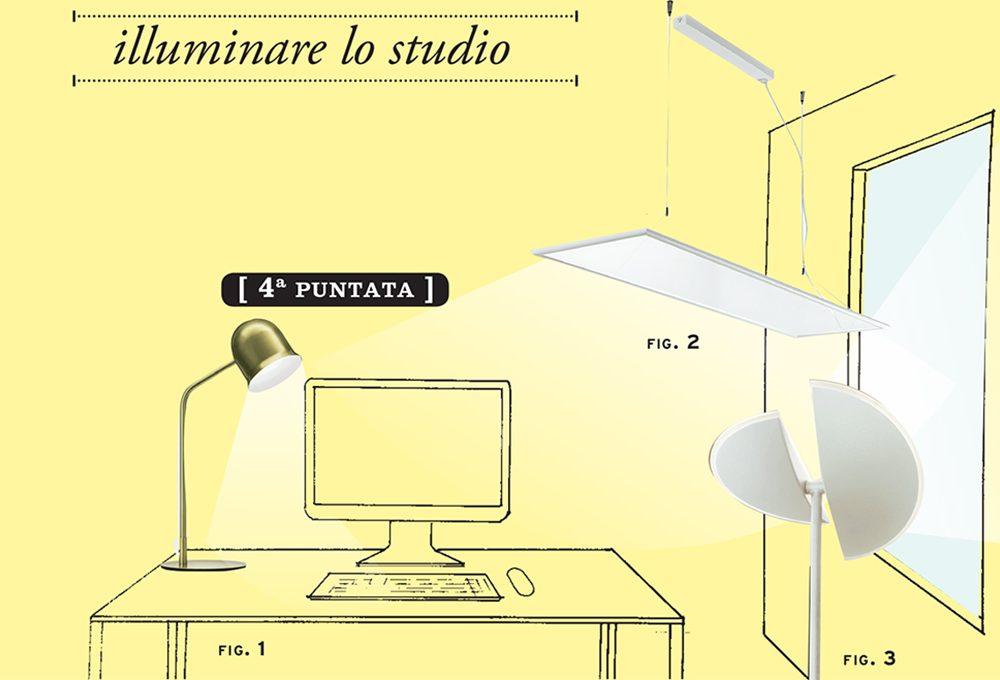 Scuola di luce: illuminare lo studio