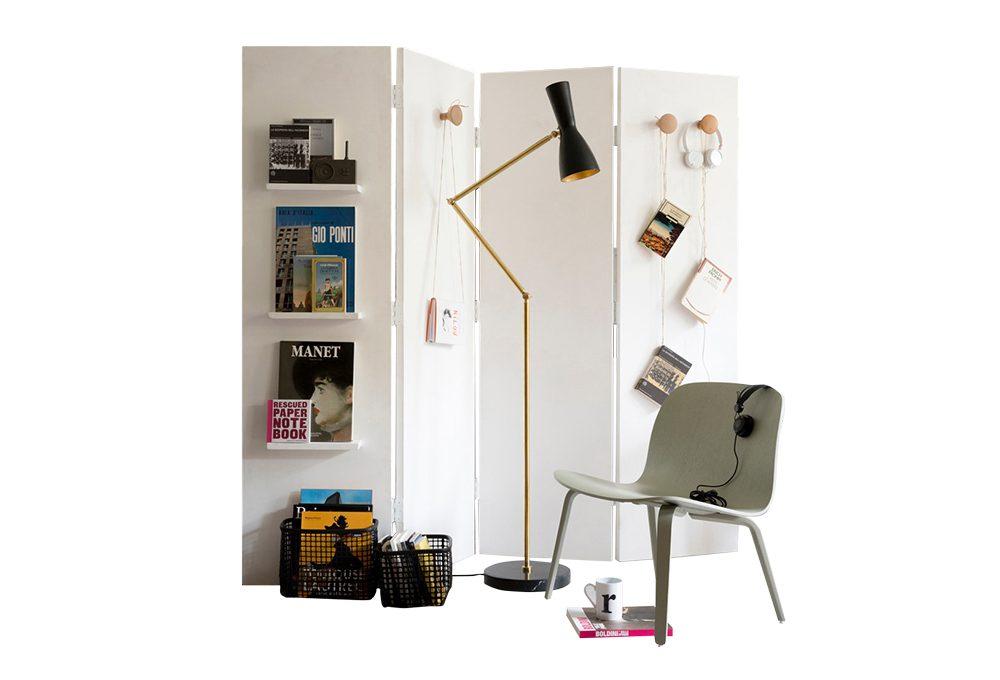 Lavorare da casa: idee per mini uffici, molto smart