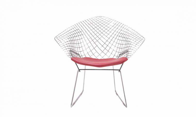 Icone del design: la sedia Diamond
