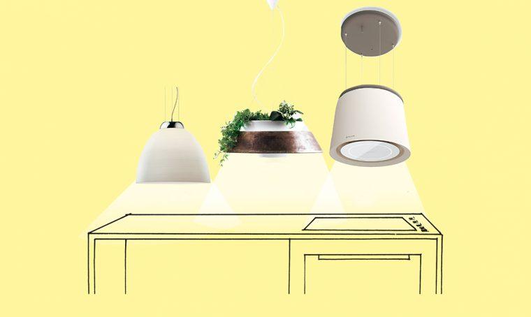 Scuola di luce: come illuminare la cucina