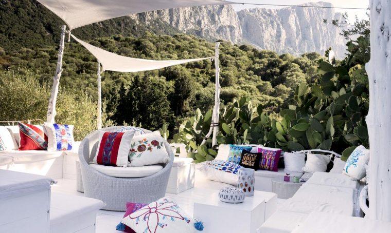 Ispirazioni dalla Sardegna per gli spazi outdoor
