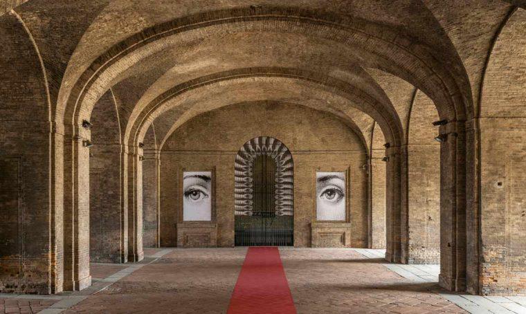 Fornasetti Theatrum Mundi al Complesso Monumentale della Pilotta di Parma