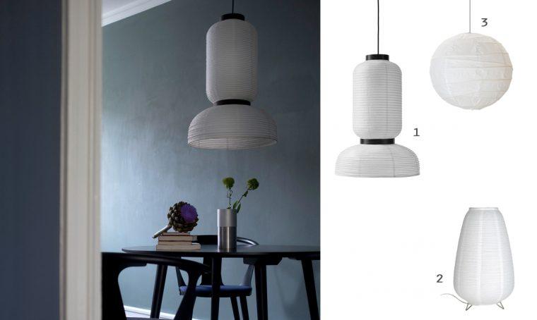 Arredare con le lampade in stile giapponese