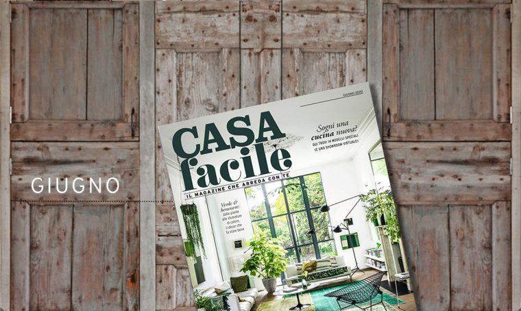 CasaFacile: il numero di giugno 2020