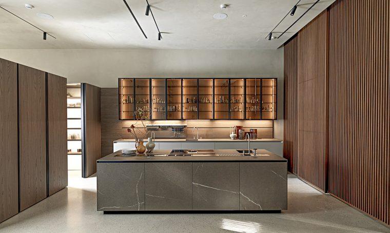 Le cucine Euromobil hanno trovato una casa molto speciale a Milano