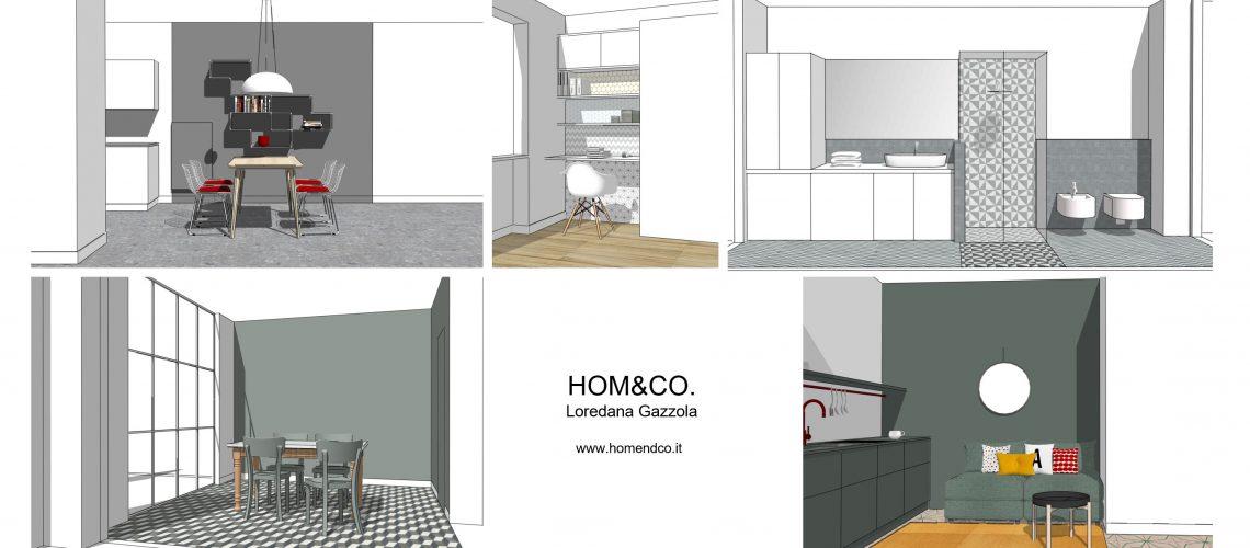 Loredana Gazzola interior designer