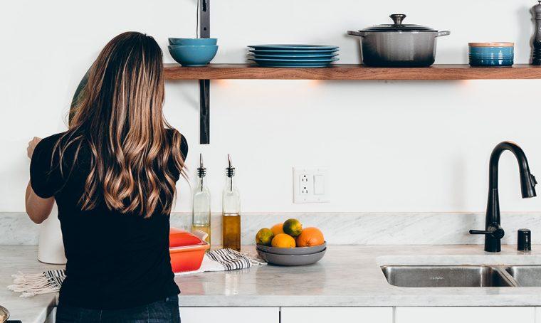 Come sanificare la cucina